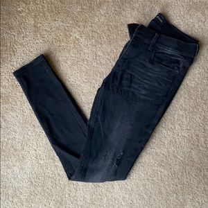 Express Supersoft MidRise jegging